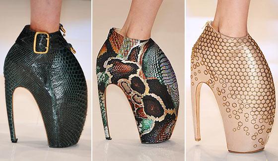 Alexander Mcqueen Zapatos Lady Gaga