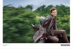 6. Modelos: Hanne Gaby Odiele & Devin Childers. Fotógrafo: Ryan McGinley