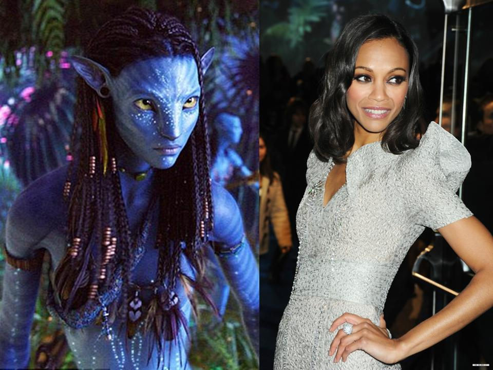 Avatar Neytiri Actress | www.pixshark.com - Images ...